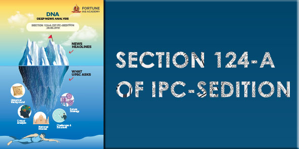Section 124-A of IPC-Sedition